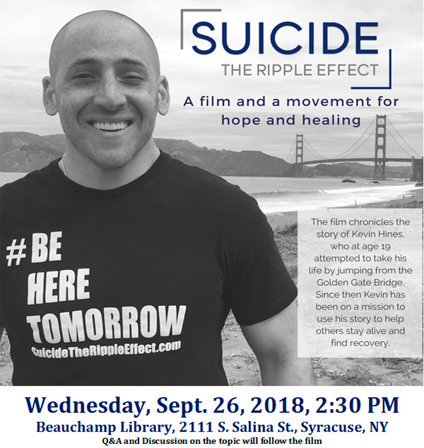 Suicide The Ripple Effect film