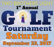 Two Brothers Light 1st Annual Golf Tournament