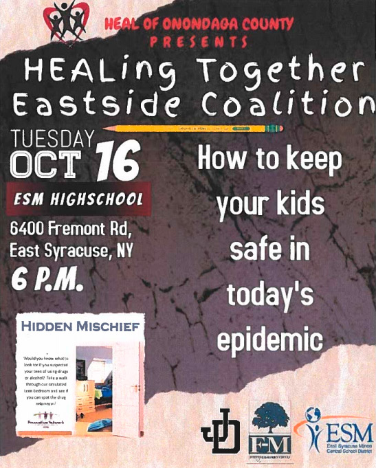 Healing Together Eastside Coalition